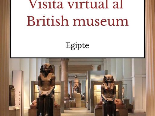 Visita virtual al British Museum - Antic Egipte
