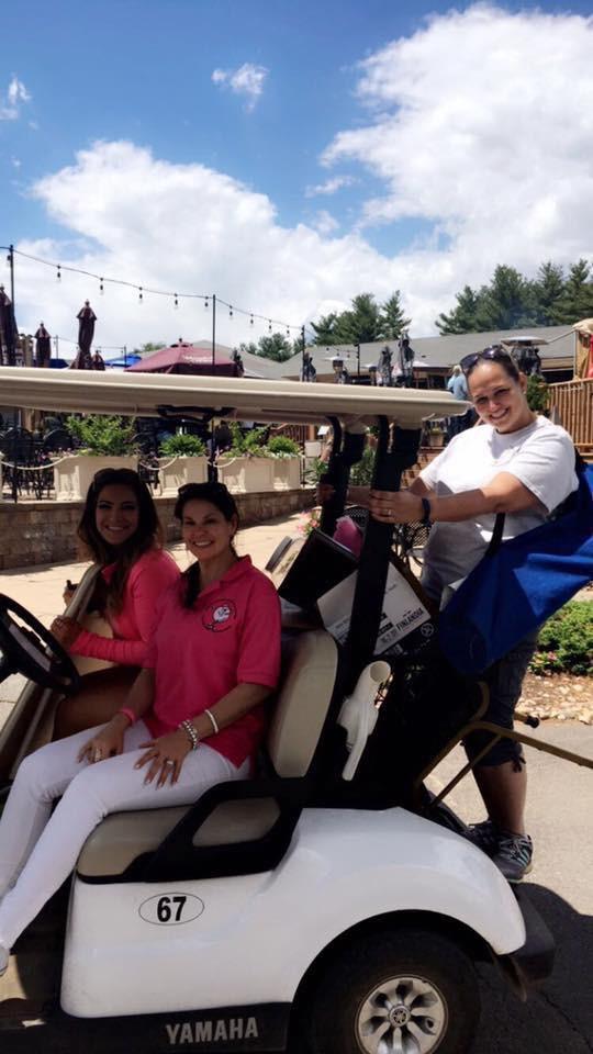 Golf girls 2017