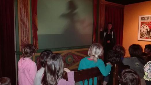 """Teatre d'ombres: el primer cinema"" al Museu del Cinema de Girona"