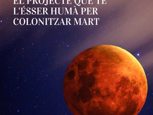 Astronomia online amb l'Agrupació Astronòmica de Sabadell - Mart