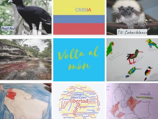Una Volta pel Món: Colòmbia