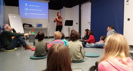 """Taller """"Bufar i fer ciència"""" al CaixaForum BCN"""