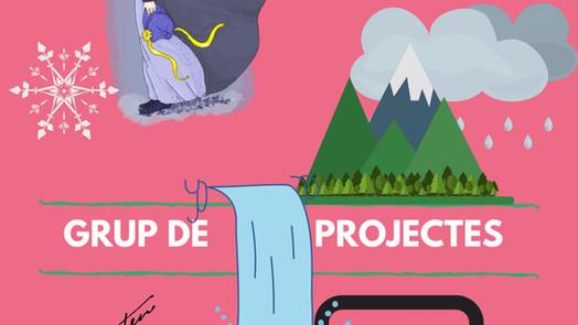 Trobada del Grup de Projectes Online - Gener 2021