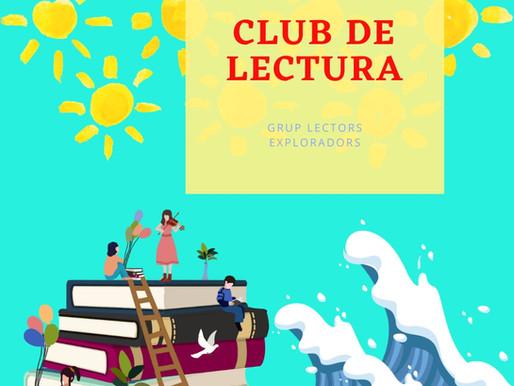 Trobada del Club de Lectura - maig (grup lectors exploradors)