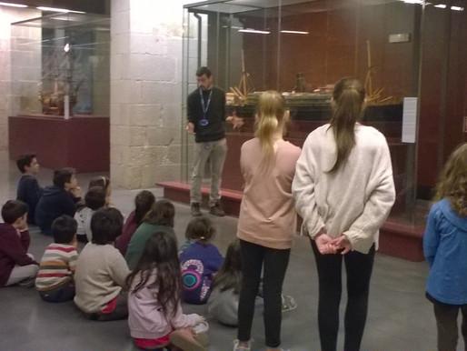 """Taller """"La Nit del Titànic"""" al Museu Marítim de BCN"""