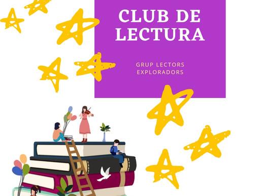 Trobada del Club de Lectura - març (grup lectors exploradors)