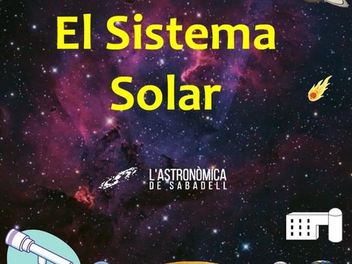 Astronomia online amb l'Agrupació Astronòmica de Sabadell - Sistema Solar