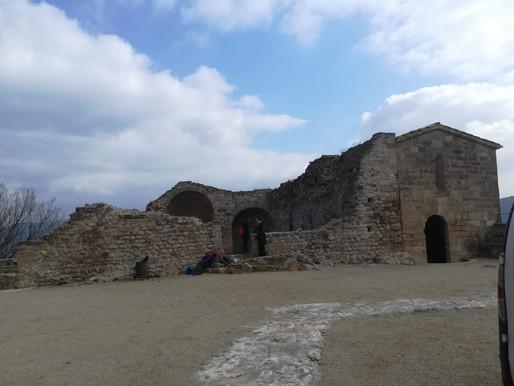 Visita al Castell de Claramunt
