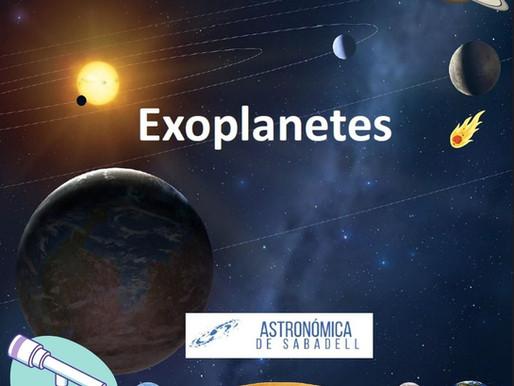 Astronomia online amb l'Agrupació Astronòmica de Sabadell - Exoplanetes
