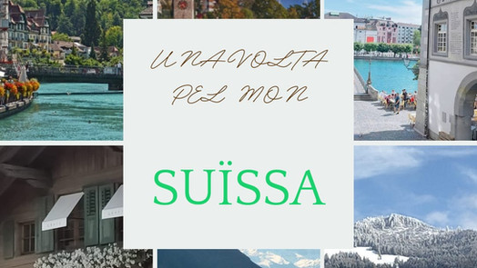 Una Volta pel Món: Suïssa