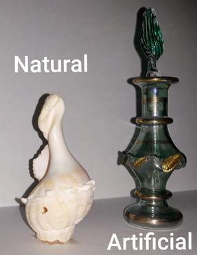 Natural - Artificial (Marina 14 anys)