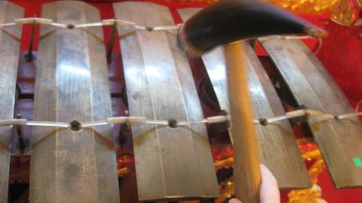 """Taller """"Voleu tocar el Gamelan"""" al Museu de la Música BCN"""