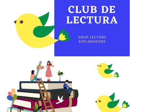 Trobada del Club de Lectura - abril (grup lectors exploradors)