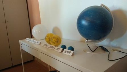 Visita al Planetari Fora d'Òrbita del Garraf