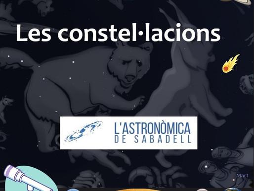Astronomia online amb l'Agrupació Astronòmica de Sabadell - Constel·lacions
