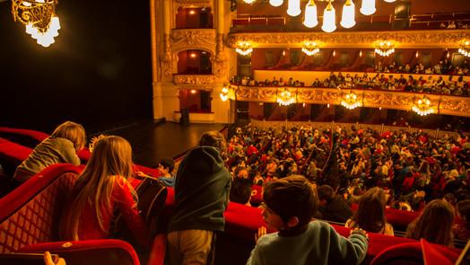 """Espectacle """"IT Dansa"""" al Gran Teatre del Liceu"""