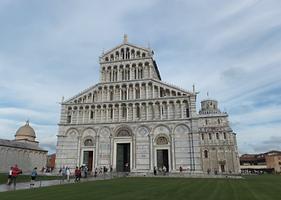 ピサ・ピサの大聖堂