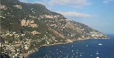 イタリア・アマルフィ海岸のホテル