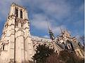 フランス・パリ・ノートルダム大聖堂