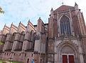 トゥールーズ・サン・テチエンヌ大聖堂