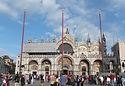 ベネチア・サンマルコ寺院