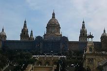 バルセロナ・カタルーニャ美術館