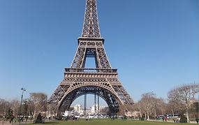 パリ・エッフェル塔