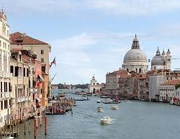 ヴェネツィア・カナル・グランデ大運河
