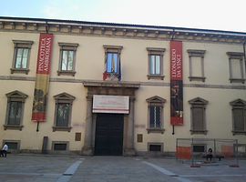 ミラノ・アンブロジアーナ絵画館