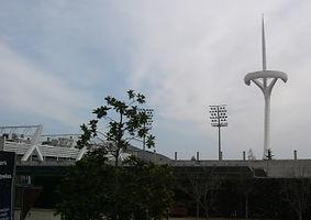バルセロナ・オリンピック会場