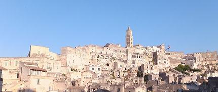 世界遺産・イタリア・マテーラ