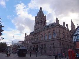 チェスター・市庁舎