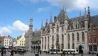 ベルギー・ブルージュのホテル