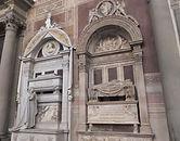 サンタ・クローチェ教会のジョアッキーノ・ロッシーニのお墓