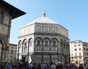 フィレンツェ・サン・ジョヴァンニ洗礼堂