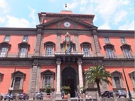 イタリア・ナポリ・国立考古学博物館