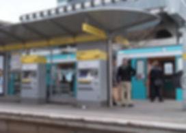 マンチェスター・トラム駅