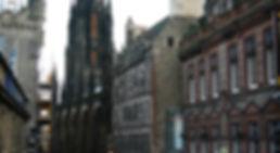 世界遺産・イギリス・エディンバラの旧市街と新市街