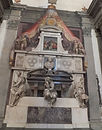 サンタ・クローチェ教会・ミケランジェロのお墓