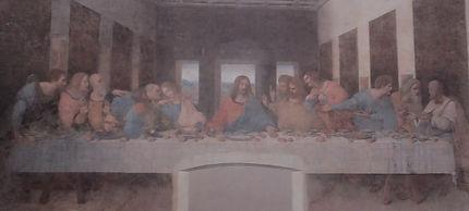 世界遺産・イタリア・ミラノ・最後の晩餐