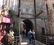 モンサンミッシェル・王の門