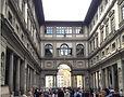 フィレンツェ・ウフィッツィ美術館
