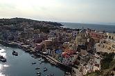 イタリア・プロチーダ島旅行