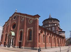 ミラノ・サンタ・マリア・デッレ・グラツィエ教会
