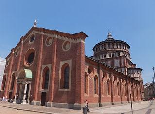 サンタ・マリア・デッレ・グランツィエ教会