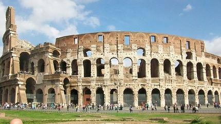 世界遺産・イタリア・ローマ歴史地区