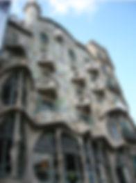 バルセロナ・サグラダ・ファミリア