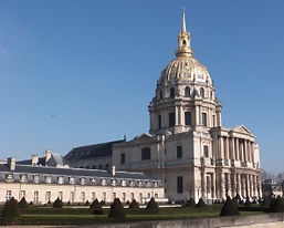 パリ・オテル・デ・サン・ヴァリッド