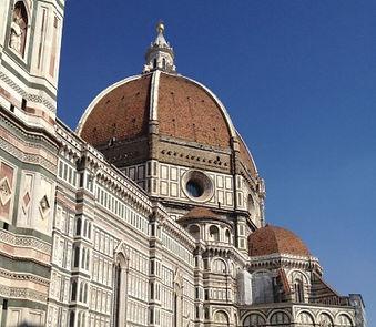 世界遺産・イタリア・フィレンツェ歴史地区