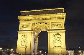 パリ・凱旋門